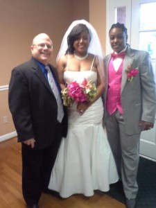 Atlanta Lesbian wedding officiant. Marietta Gay and Lesbian weddings. Rabbi Steve Lebow