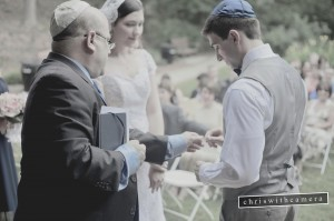 Jewish Wedding in Roswell Georgia
