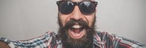 Bearded Hipster