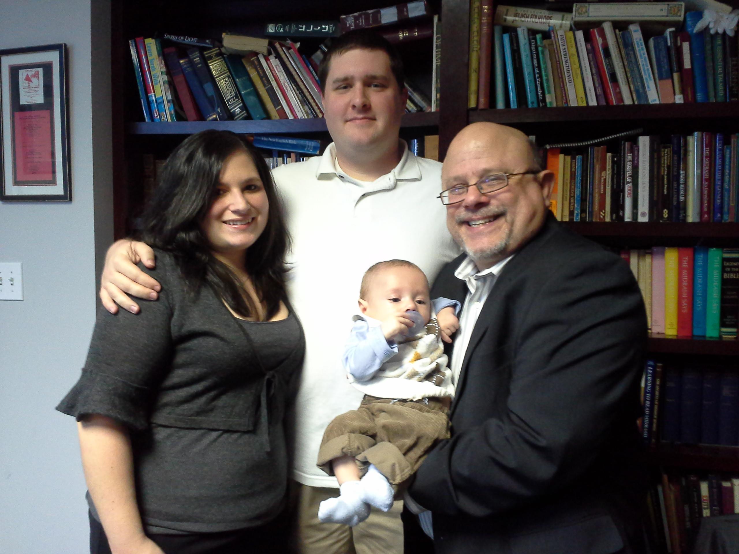 Jewish Baby Naming