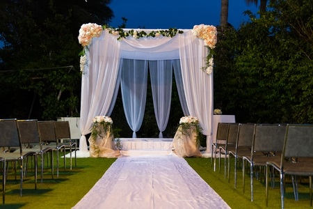 Ideas for a Beautiful Wedding Chuppah